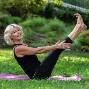 Nauczycielka Pilates i jogi