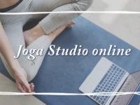 Joga Studio online – zapraszamy!