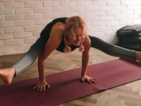 Poranna power joga z Magdą M.
